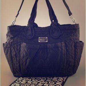 MARC JACOBS Pretty Nylon Eliz-A-Baby Diaper Bag